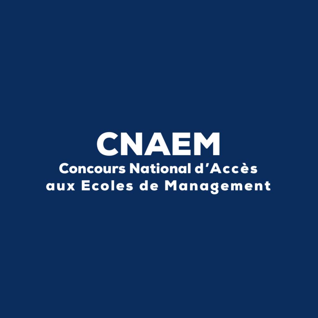 Concours National d'Accès aux Ecoles de Management 2021